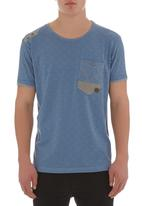 Smith & Jones - Queensdale T-shirt Grey