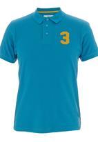 Pride & Soul - Adelanto Golfer Blue