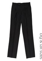 Jonathan D - Formal trousers Black