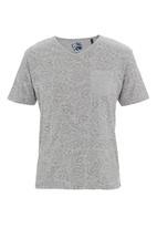 Pride & Soul - Wyatt T-shirt Pale grey