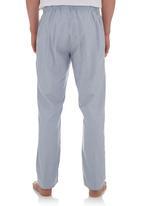 edge - Oxford pyjama pants Grey