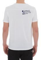 Smith & Jones - Wandsworth T-shirt White