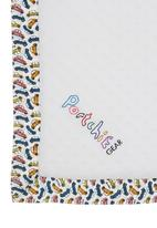 Portchie Gear - Cars-print baby blanket Multi-colour