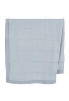 Aden & Anais - Blanket White