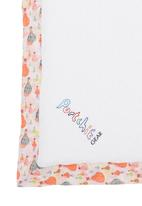 Portchie Gear - Printed baby blanket Multi-colour