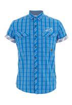 Smith & Jones - Isleworth shirt Mid Blue