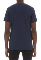 Crosshatch - Crossguns T-shirt Navy