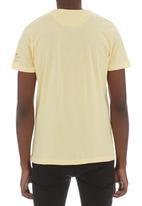 Crosshatch - Crossguns T-shirt Yellow