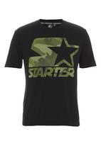 Starter - Logo tee Black