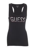 GUESS - Logo tank top  Black