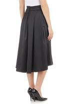 FRIENDS - Full skirt Black