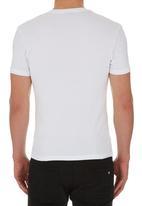 Lee  - Rib T-shirt  White