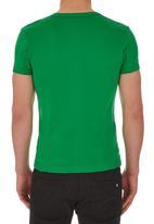 Lee  - Rib T-shirt Green