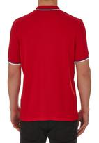 Lee  - 2 Step polo Red