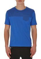 Pride & Soul - Reuban T-shirt Dark Blue