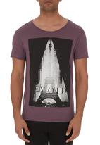 Silent Theory - Void T-shirt Mid Purple