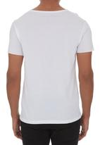 Silent Theory - Forget Tee White