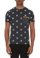 BellField - Riley Tee Dark Grey