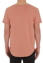 S.P.C.C. - Cut and Sew Tee Red