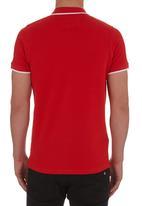 Crosshatch - Jacklass golfer Red