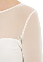 STYLE REPUBLIC - Bodysuit Milk