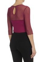 STYLE REPUBLIC - Bodysuit purple