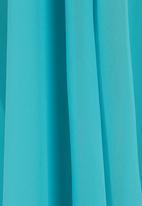 Leandra Designs - Maxi Skirt Turquoise