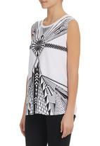 All About Eve - In the future tank top White