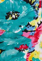 STYLE REPUBLIC - Floral crop top Multi-colour