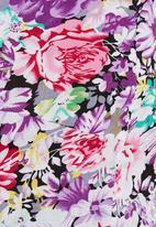 STYLE REPUBLIC - Printed crop top Multi-colour