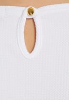 STYLE REPUBLIC - Boxy Tee White