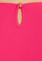 STYLE REPUBLIC - Boxy Tee Mid Pink