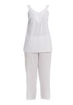 Lila Rose - Lace Sleepwear Set White