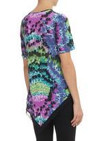 edit - Hanky Hem Tunic Multi-colour