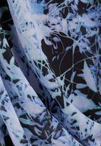 City Chic - Oriental Kimono Multi-colour