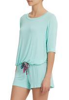 edge - Sleepwear Set Green