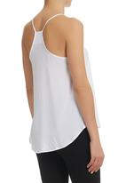 Nucleus - White Strappy Camisole White
