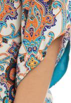 Nucleus - Moroccan Print Tunic Multi-colour