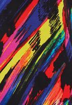 YADAH EXCLUSIVE DESIGNS - Paint Splash Tank Multi-colour