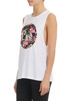 All About Eve - Circle Of Life Tank White