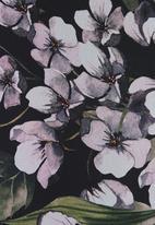 Marique Yssel - Sheer Tunic Dress Purple