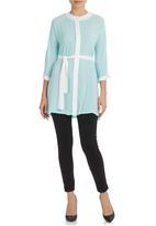 RUFF TUNG - Kimono Shirt Multi-Colour