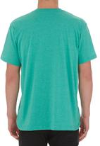 555 Soul - Joel Crew T-shirt Green