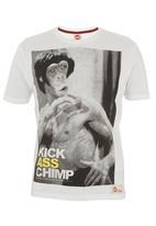 Scam - Kick T-shirt White