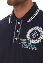 Ferradini - Styled Golfer Navy