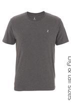 POLO - Crew-neck T-shirt Dark Grey