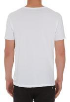 Silent Theory - Circle T-shirt Black/White