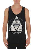 Silent Theory - Blined Tank Black