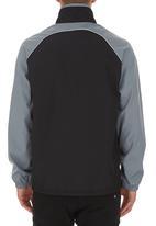 edge - Raglan-sleeve jacket Black