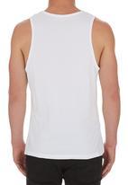 STYLE REPUBLIC - Square Pocket Vest White